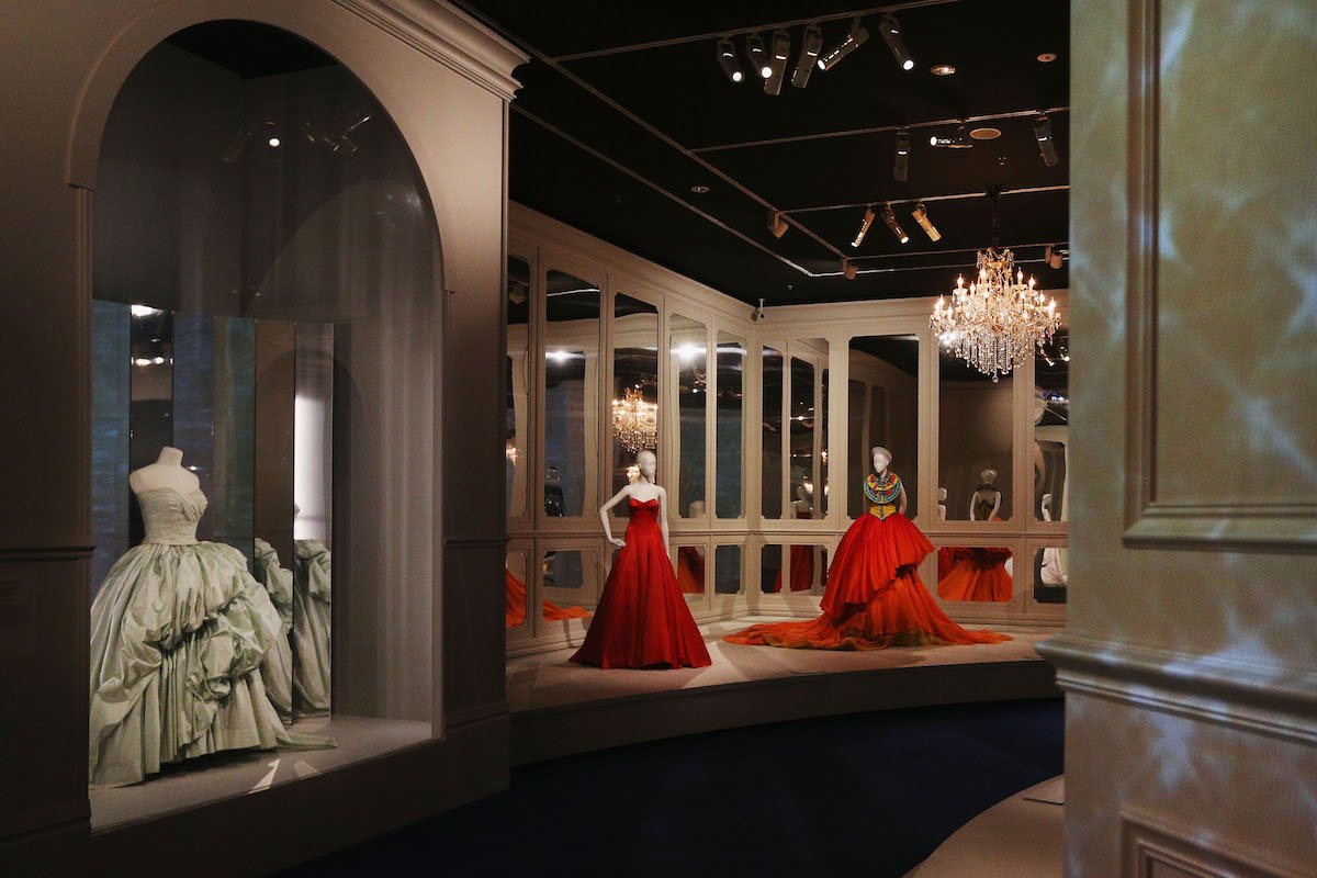 NGV Dior Exhibition